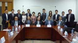 All Alumni Associations Leaders Visit UM Management