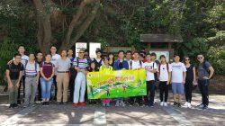 """2017 Alumni Mentorship Scheme"" held first gathering and hiking activity"