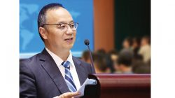 Yonghua Song assumes office as UM rector