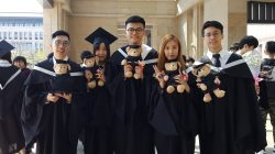 "Fund-raising Activity at""Graduation Photo Taking Day 2018"""