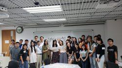 """""""Alumni and Students Activity Series"""" – """"Alumni Mentorship Scheme 2018"""": The  Zentangle® Workshop in October"""