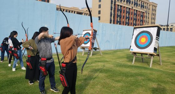 """Alumni and Students Activity Series"" – ""Alumni Mentorship Scheme 2018"" : The Archery Workshop in November"