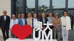 Alumni graduated in 1987 & 1988 Visit the Alma Mater
