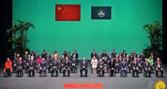 UM alumni awarded Medal of Merit by the Macao SAR government