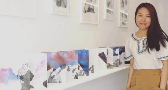 UM Alumna and Illustrator Yang Sio Maan