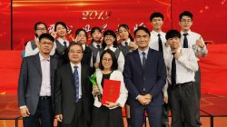 Congratulations to UM alumna Ho Weng Si elected one of the best teachers in China